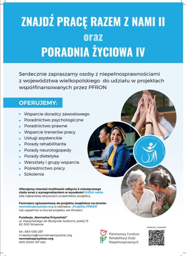 Znajdź pracę razem z nami